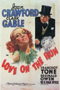 Love on the Run (1936) with Joan Crawford and Clark Gable