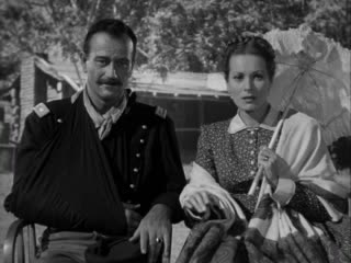 John Wayne, Maureen O Hara dieulois