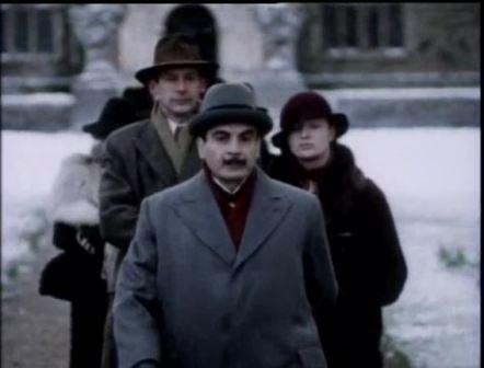 Hercule Poirots Christmas.Hercule Poirot S Christmas 1994 With David Suchet