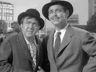 Adventure (1945) with Clark Gable and Greer Garson - Classic Film Freak